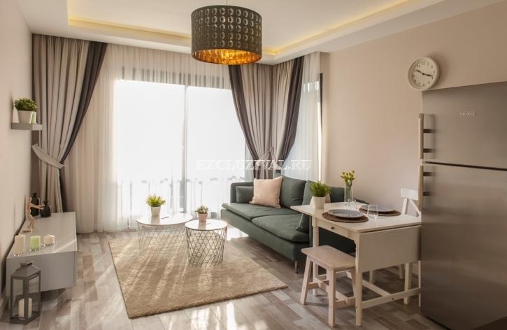 Уютные апартаменты в Измире