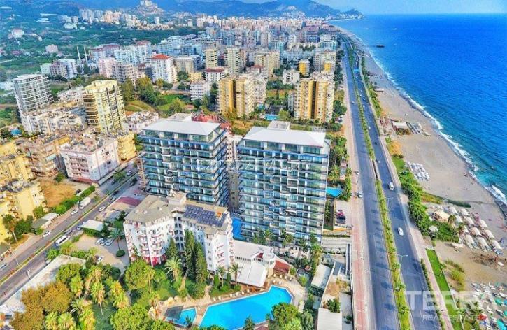 В этом городе Турции каждый 4й житель - иностранец.  Как Вы думаете, что это за город?