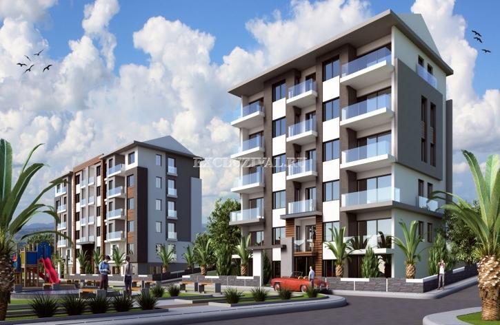 Апартаменты в Измире