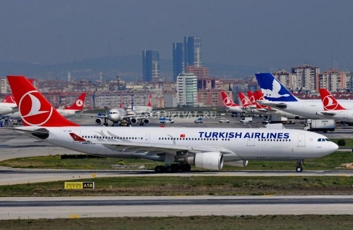 В Анталии будет открыт 3й аэропорт.