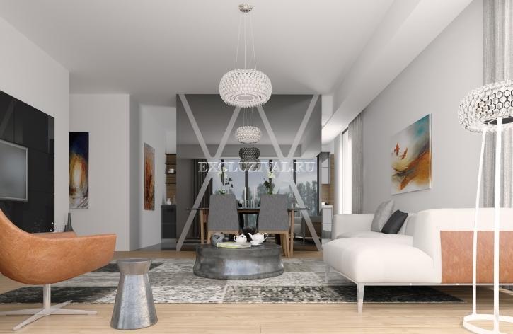 Шикарные апартаменты