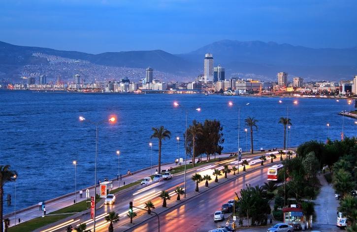 Измир - город для жизни и отдыха
