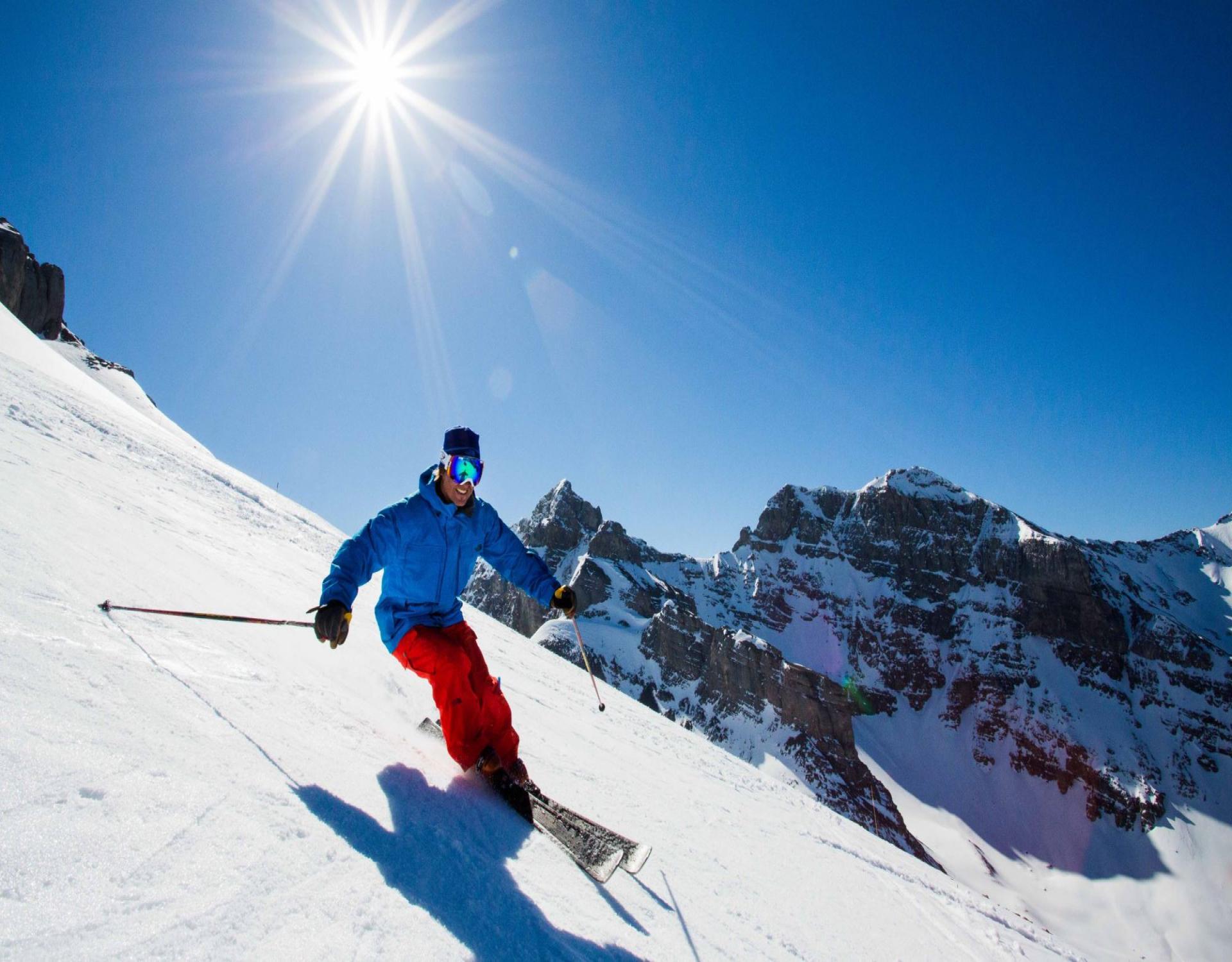 Эрджиес - горнолыжный курорт в Турции!