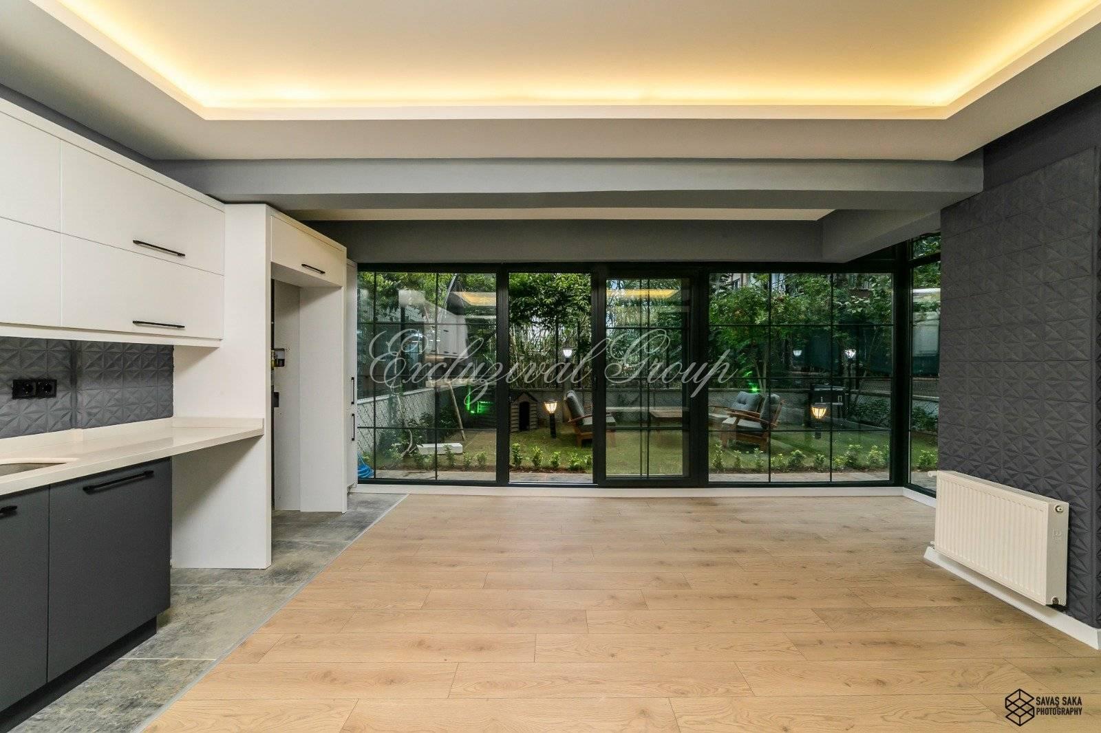 Шикарные апартаменты в Анталии