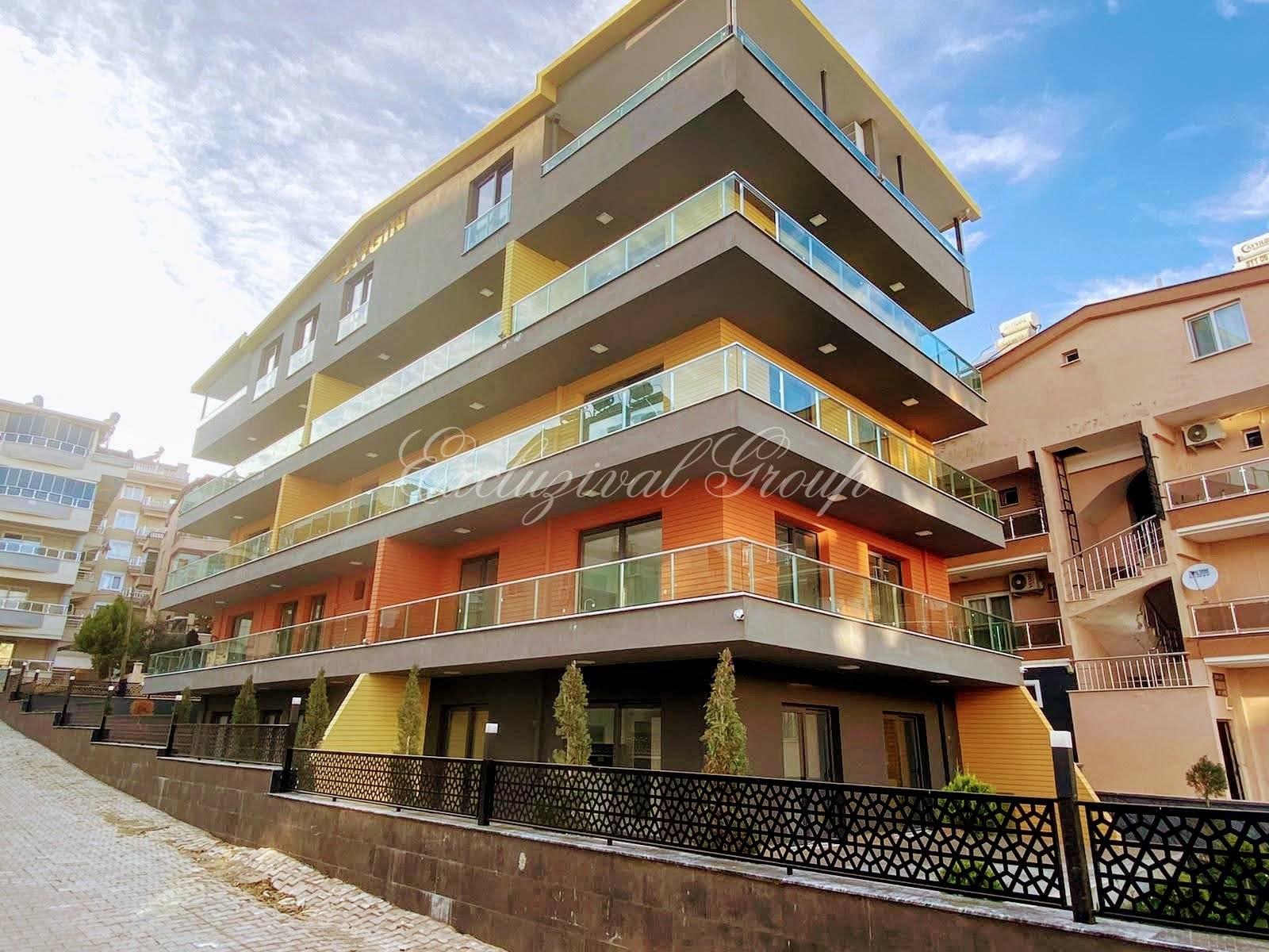 Квартиры в центре Дидима